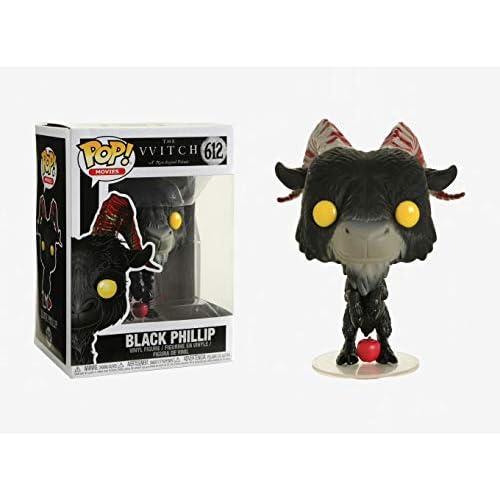 Funko POP! Horror: The Witch - Black Phillip, Multicolor