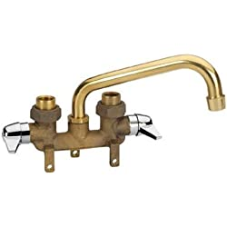 HOMEWERKS WORLDWIDE 3310-250-RB-B Brass Laundry Tray Faucet