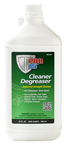 POR-15 40104 Cleaner Degreaser - 1 quart