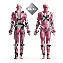 MASS SUIT Elite Series by Juke Performance - Professional grade athletic training system - Full body resistance exercise program - Athletic sports system for football, basketball, MMA, golf & soccer by MASS SUIT