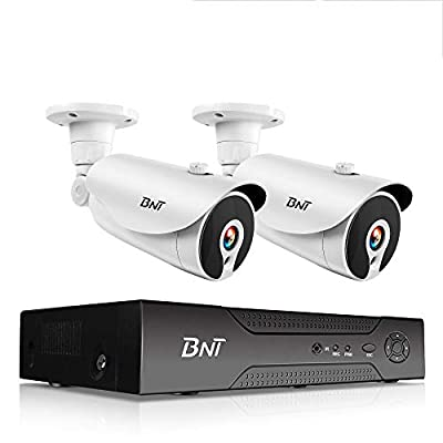 POE Security Camera System from BNT SECURITY STORE