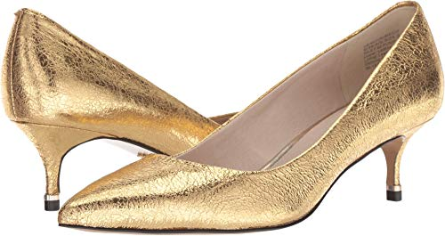 Mm Gold Pump KL01940LE Riley Yellow New Cole YorkP 50 Damen Kenneth xYOSw6S
