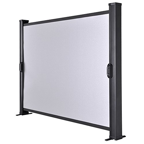 Mini Portable Projector Screen : Yescom quot diagonal tabletop mini projector screen