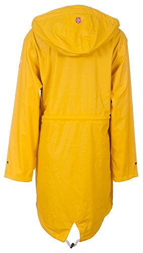Michael Heinen - Abrigo impermeable - para mujer amarillo