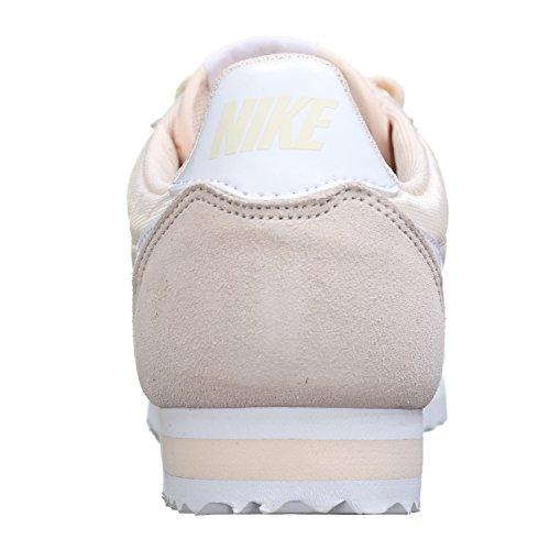 Nike - Basket Femme WMNS Classic Cortez Nylon 749864-803 Ecru Beige MtchiZscL