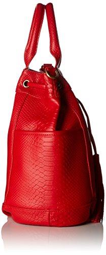 Red x a B Rosso LOLA cm Donna H Borse RAMONA 15x30x28 Honey secchiello T ttgqP04