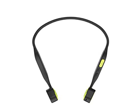 Bone Conduction Bluetooth Headset Neck-Mounted Wireless Ipx6 Waterproof Headphones Stereo Music Headphones Running,