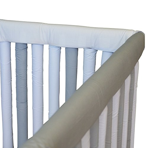 (Go Mama Go designs Set of Teething Guards, Grey & White, 30
