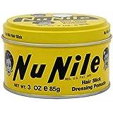 Murrays Nu Nile Hair Slick Dressing Pomade 3 oz. Jar