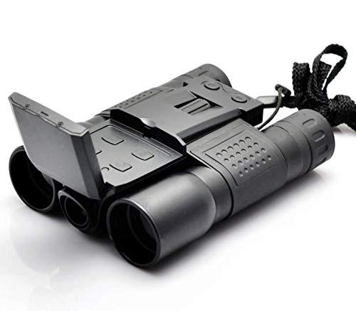 双眼鏡FS608R HD多機能防水屋外望遠鏡デジタルビデオカメラ望遠鏡、大人の旅行鳥を見て狩猟旅行と観光