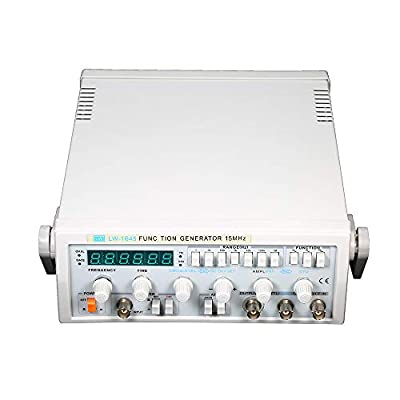 LW-1645 Wave Digital Function Signal Generator 0.1Hz-15MHz Frequency AC 220V