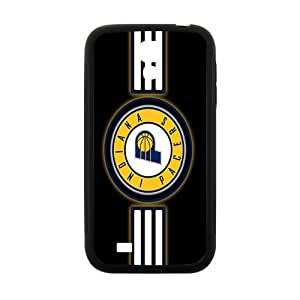 Indiana Pacers NBA Black Phone Case for Samsung Galaxy S4 Case