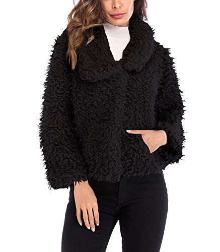 Giacca Puluo Puluo Giacca Puluo Nero Donna Nero Donna w86Eq4