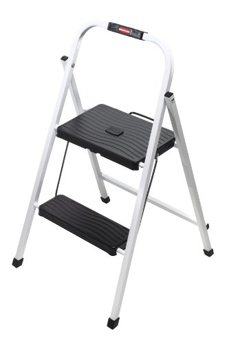 Light 2 Step Stool in US - 4