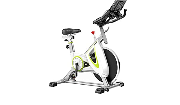 SISHUINIANHUA Bicicleta de Interior, Equipo de Gimnasia Mute para ...