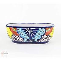 Talavera Pottery - Talavera Pots - Mexican Pots - Mexican Planters - Mexican Pottery - Talavera Planter - Mexican Planter - Mexican Flower Pots - Mexican Talavera - Talavera - 16