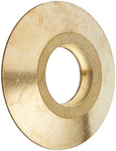 Wood Grip MCO-1 Brass Anchor Collar Pool Safety Covers