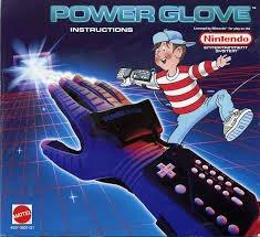 Nintendo Power Glove Instructions