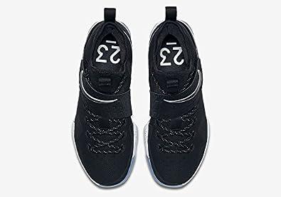 ... nike shoe fashion shoes lebron 14 black ice james shameik moore  basketball eur46 black amazon.