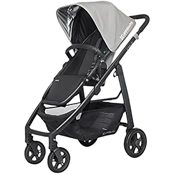 UPPAbaby CRUZ Stroller, Pascal (Grey)