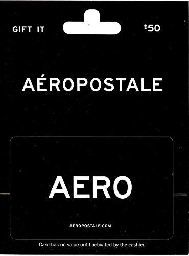 Aeropostale Gift Card $50 from Aeropostale