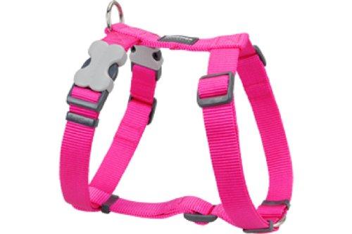 Red Dingo Classic Dog Harness, Medium, Hotpink, My Pet Supplies
