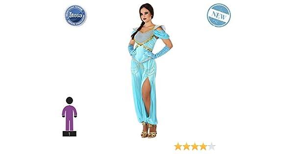 Atosa-61432 Atosa-61432-Disfraz Princesa Arabe-Adulto Mujer, Color ...