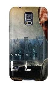 New Premium Flip Case Cover Skyfall 7 Skin Case For Galaxy S5