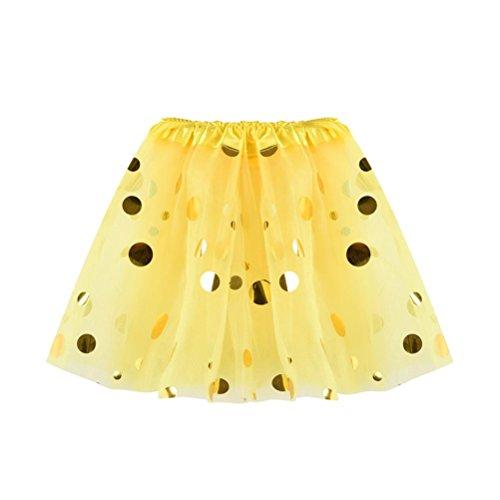 Pettiskirt de Bb Fluffy Danse 8Ans Rose Tutu Vtements Skirt 3 Ballet Skirt Robemon 6ZwqB0nq