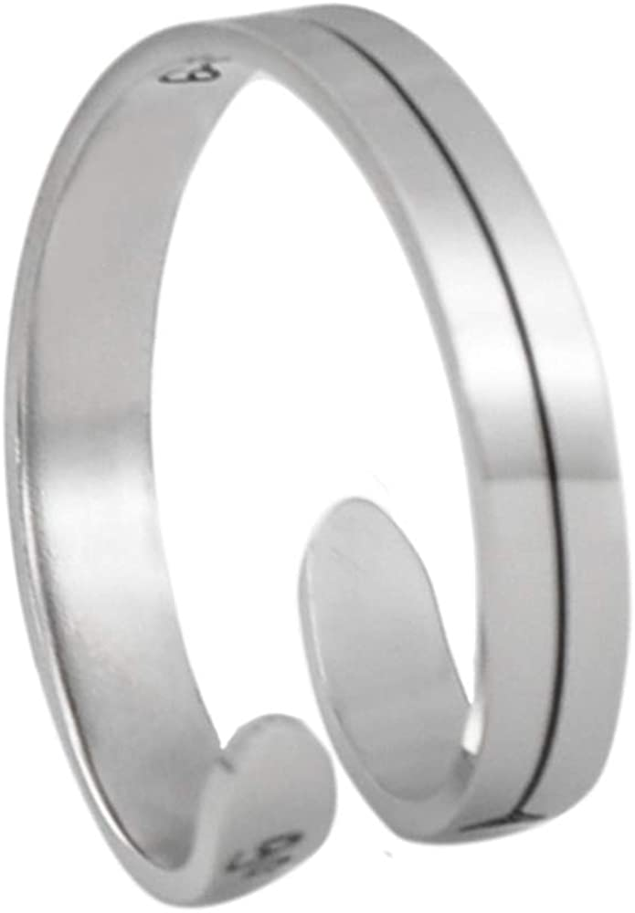 BRAVE NEW Keep/Going/Ring/Inspirational/Stainless/Steel/Unisex/Stacking/Rings/Gift/for/Women