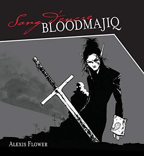 Sang d'encre: Bloodmajiq: Bandes dessinées (French Edition)