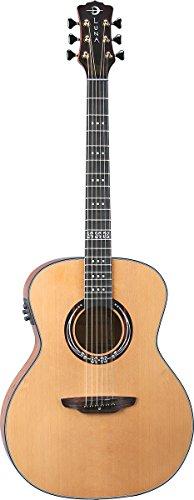 Luna ART CRAFTSMAN Inspired Full GA Cedar Koa Acoustic-Electric Guitar - Koa Cedar Top