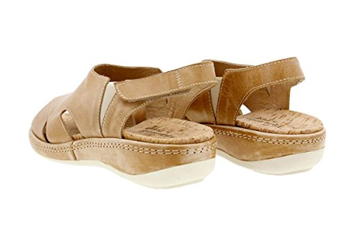 Semelle Femme Amples Amovible Piesanto 1903 Chaussure À Beig Confortables En Sandales Cuir Confort awq18wxZ