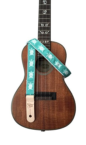 Sherrins Threads Ukulele Strap Turtle product image