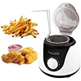 Unibos Deep Fat Fryer 1 Litre Non-Slip Easy Clean 900 Watt Brand New