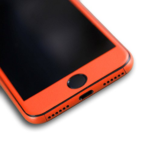 AppSkins Vorderseite iPhone 7 Color Edition orange