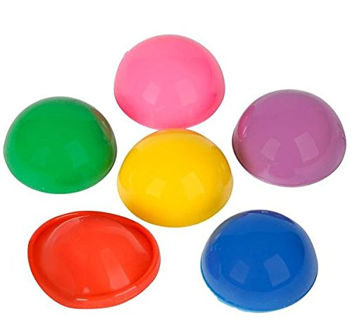 Hobby Trading Company 12 Pieces of Pop Ups Poppers Toy - Assorted Colors - Plastic (TM)]()