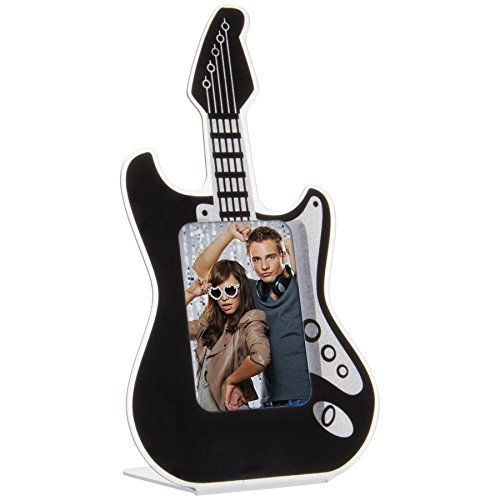 2x3 Guitar Picture Frame (Rockstar Party Theme)