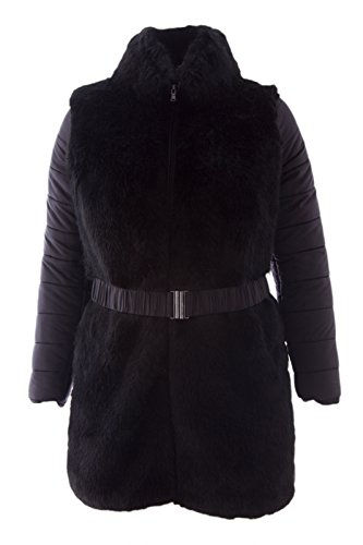 Fur Quilted Parka - 4