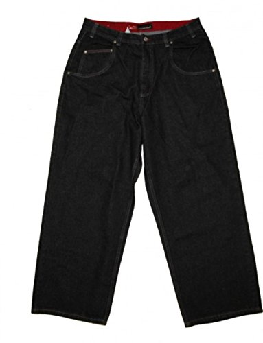 STEVESMITHNYC Skateboard Jeans Hose Dark Blue