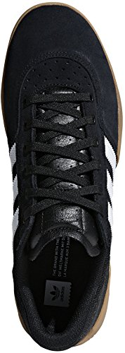 clearance good selling outlet discount adidas Men's City Cup Skate Shoe Black/White/Gum 9exbZPHMd