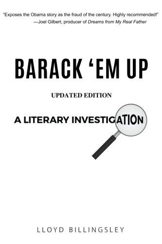 Barack 'em Up: A Literary Investigation