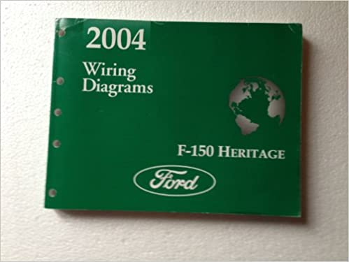 2004 Ford F 150 Herie Wiring Diagram Manual Original S