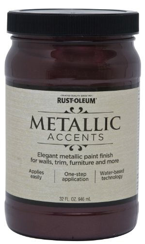 rust-oleum-metallic-accents-253609-decorative-32-ounce-quart-water-based-one-part-metallic-finish-pa