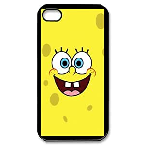 DIY Phone Cover Custom SpongeBob Squarepants For iPhone 4,4S NQ3643305