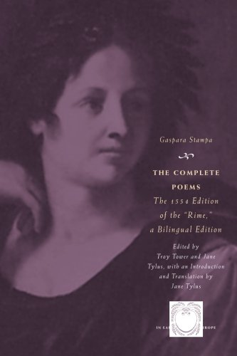 The Complete Poems: The 1554 Edition of the Rime, a Bilingual Edition (The Other Voice in Early Modern Europe) by Brand: University Of Chicago Press