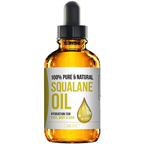 Olive Oil Smoother - Squalane Oil - Nourishing Organic Olive Oil Moisturizer - Pure Undiluted Moisturizing Oil For Face, Body, Skin & Hair - Fair Trade & 100% Organic - USA Made 2 Fl. Oz