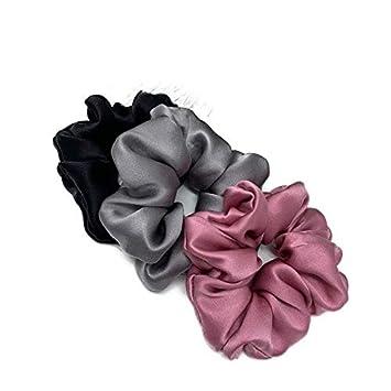 Set of 3 Luxury Hair Scrunchies