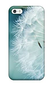 JuCHKum5306hJSPg Anti-scratch Case Cover CaseyKBrown Protective Dandelion Flower Case For Iphone 5/5s