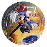 Beyblade Dinner Plates Party Accessory, Health Care Stuffs